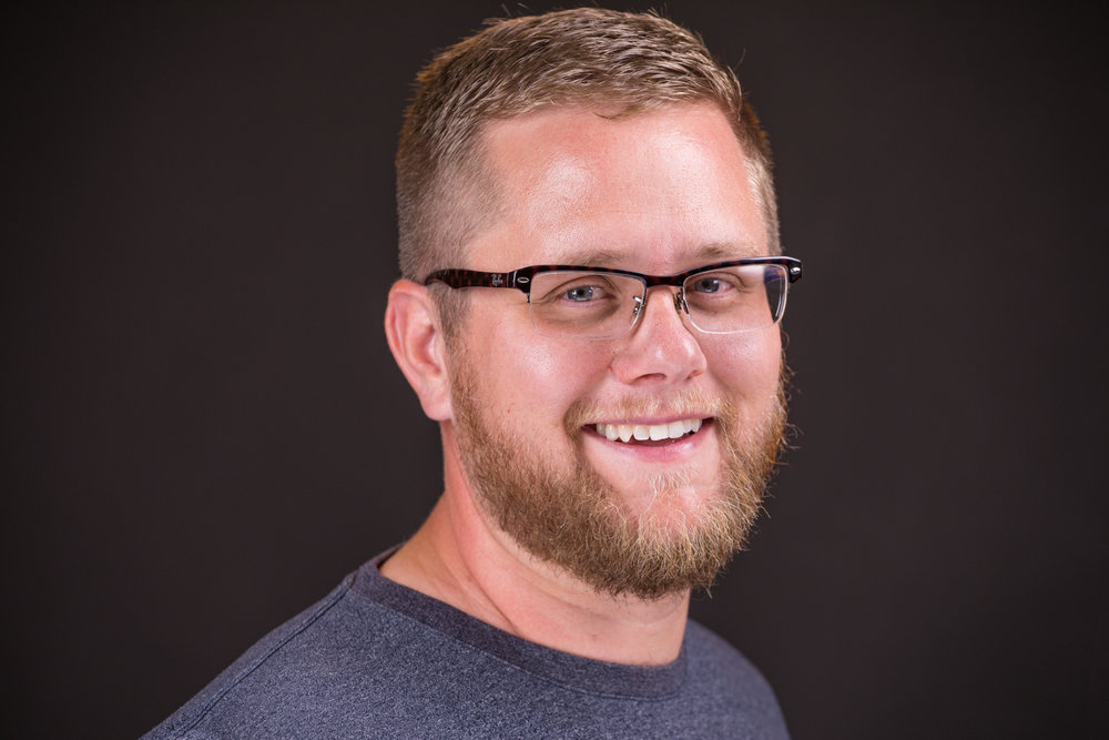 Zack Thurman: Lead Pastor