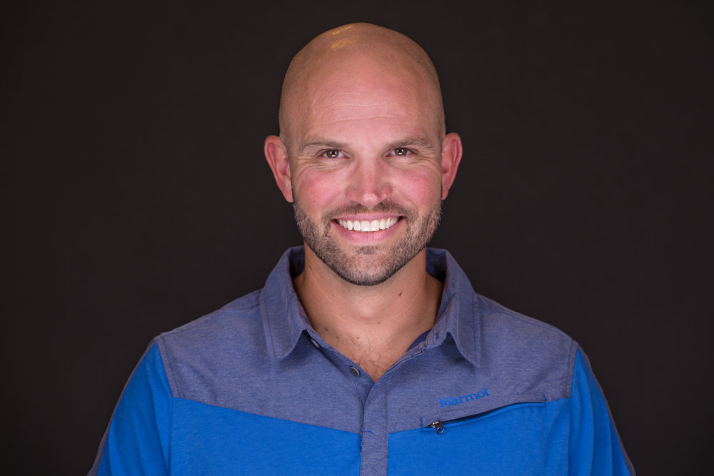 Buddy Sampson - College Pastor