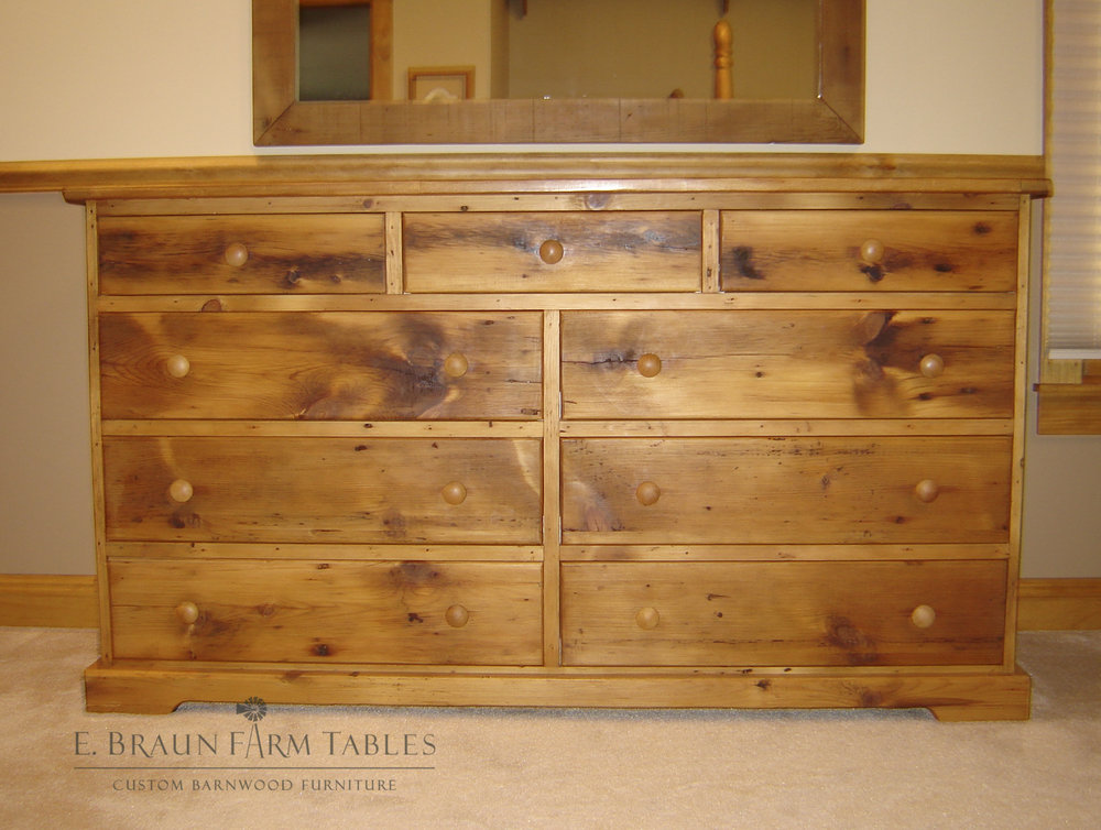 BR24 - Chest of Drawers