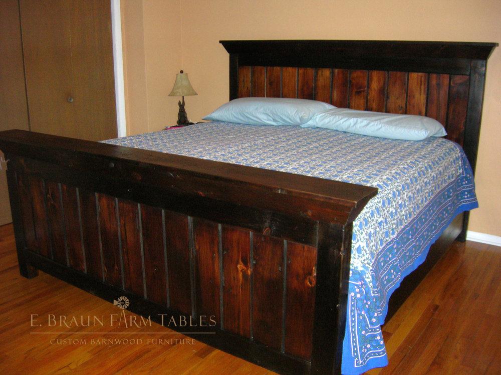BR28 - Shelf Bed - Standard