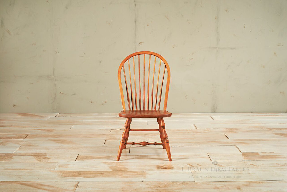 New England Windsor Side Chair