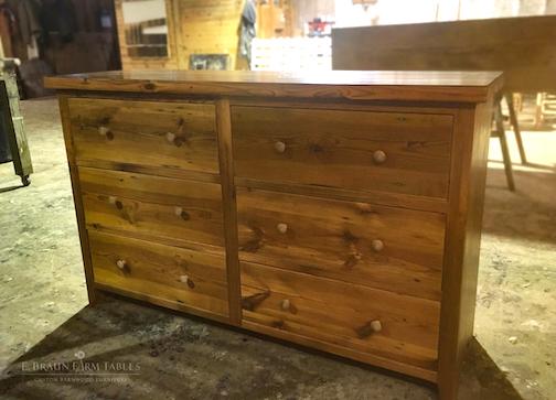 BR70 - Six-Drawer Dresser