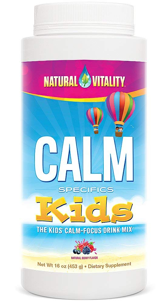 - Natural Vitality Calm Kids Powder Drink