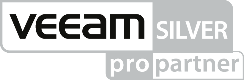 Click the Logo to go to the Veeam MicroSite