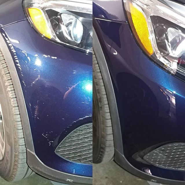 Fender benders are handed out in #LA like tickets to the screenings of #FateOfTheFurious Require color matched touch-up paint for chipped front bumpers? Or need clear coat marring, swirl, and scratch removal? Call NoStreaks!  #FenderBender #PaintCorrection #TouchUpPaint #LosAngeles #Mobile and #InHouse #Detail #Tint #VinylWrap #ClearBra #PPF #CeramicCoating  855-75-DETAIL No-Streaks.com
