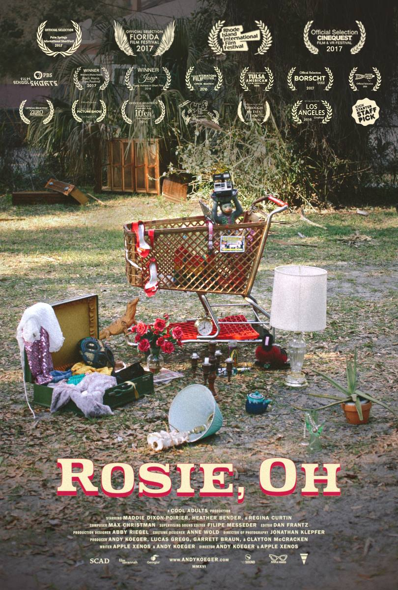 Rosie, Oh   Short Film - 2016 - Sound Utility     LINK
