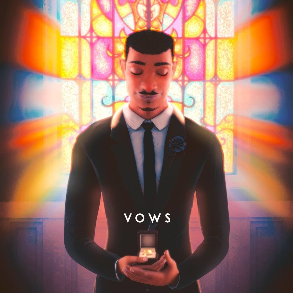 Vows   Animation - 2017 - Sound Effects Editor   SCAD Dean's Award - Achievement in Animation 2017