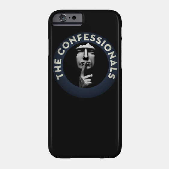 The Confessionals Phone Case