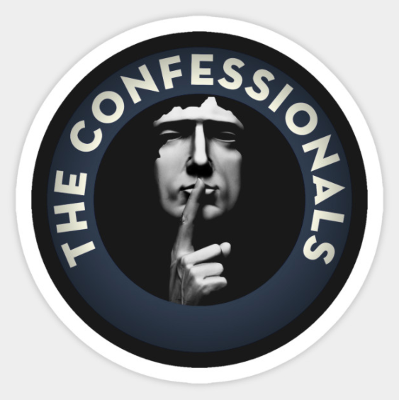 The Confessionals Stickers
