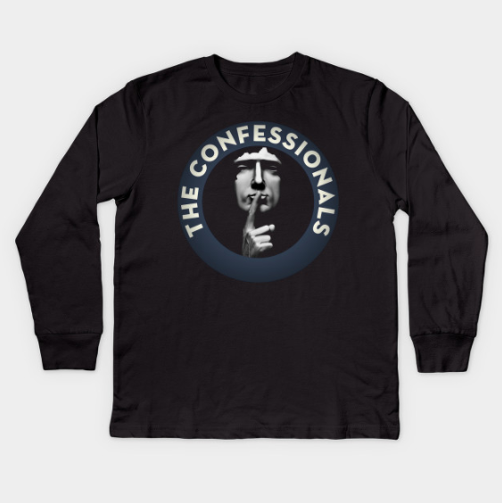 The Confessionals Kidz Long Sleeve T-Shirt