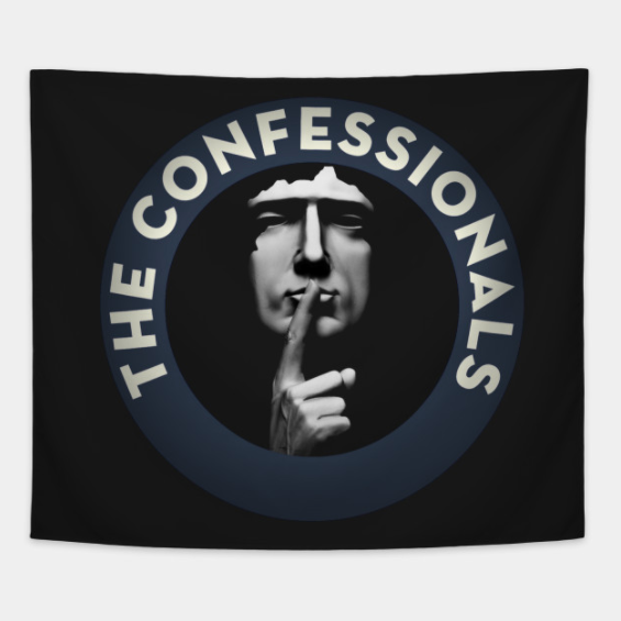 The Confessionals Tapestry