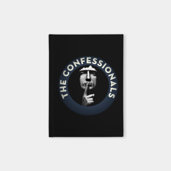 The Confessionals Notebook