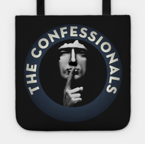 The Confessionals Tote Bag