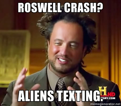 2. Don't text and navigate through interstellar space. -