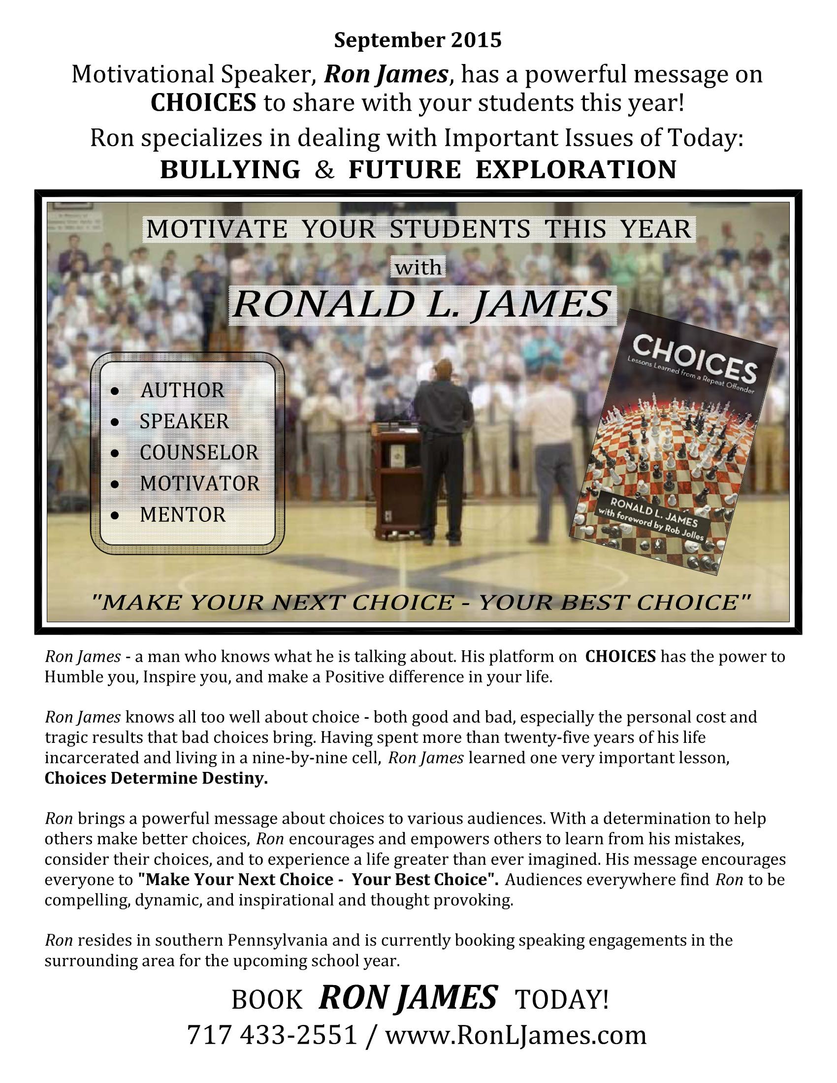 Ron James Fax - 09-03-15