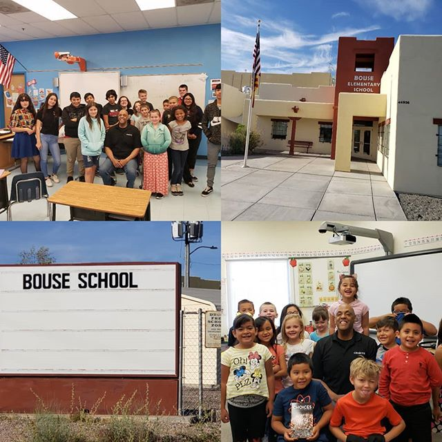 """In Awesome stateof Arizona """"Pointing students in a positive direction using the influences of storytelling to engage and gift them with the power of new Choices"""" #Choices #Choicesarereal #RONLJAMES #AmazingStudents"""