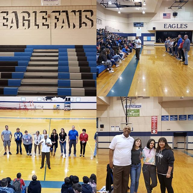 """In the breath taking state of Washington """"Pointing students in a positive direction using the influences of storytelling to engage and gift them with the power of new Choices"""" #Choices #Choicesarereal #RONLJAMES #AmazingStudents"""