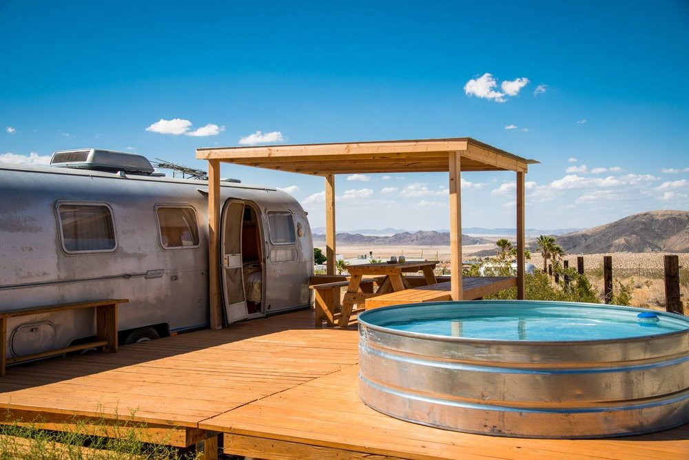 The Land Yacht via Airbnb.