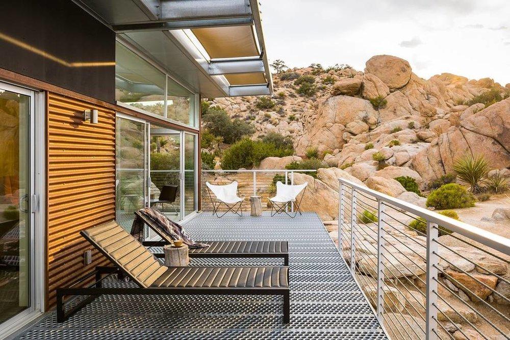 Rock Reach House via Airbnb.