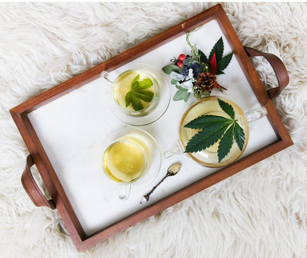 Everything You've Been Wondering About CBD - And our favorite products to add to your wellness routine.Read more —