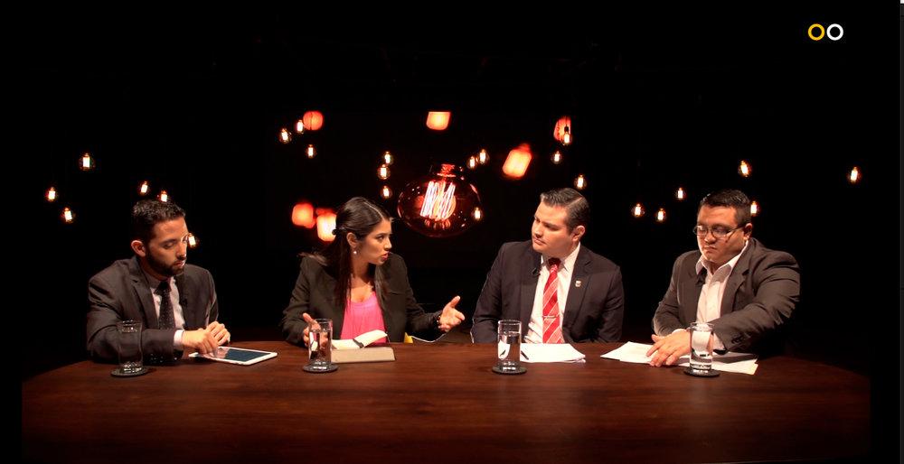 """Jóvenes del FMLN sobre actuación del gobierno: """"La militarización de la seguridad es algo importante"""""""