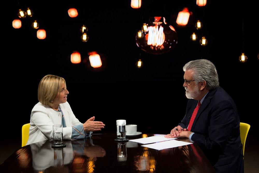 MARÍA VICTORIA LLORENTE: COLOMBIA LOGRÓ REDUCIR CRIMINALIDAD FORTALECIENDO SUS INSTITUCIONES DE JUSTICIA Y SEGURIDAD