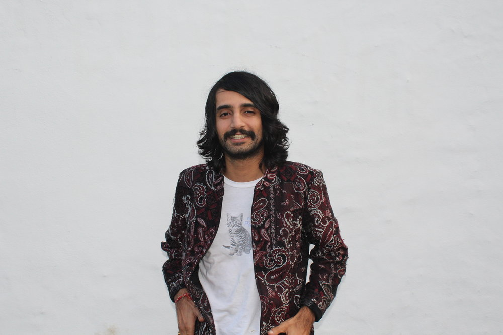 Arjun Kulharya (Naan Violence, Death Panels, Automatic Dope)