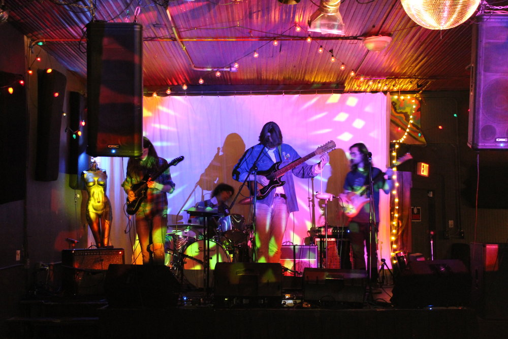 THE HOLIFIELDS at THE COBRA presented by FAR OUT NASHVILLE