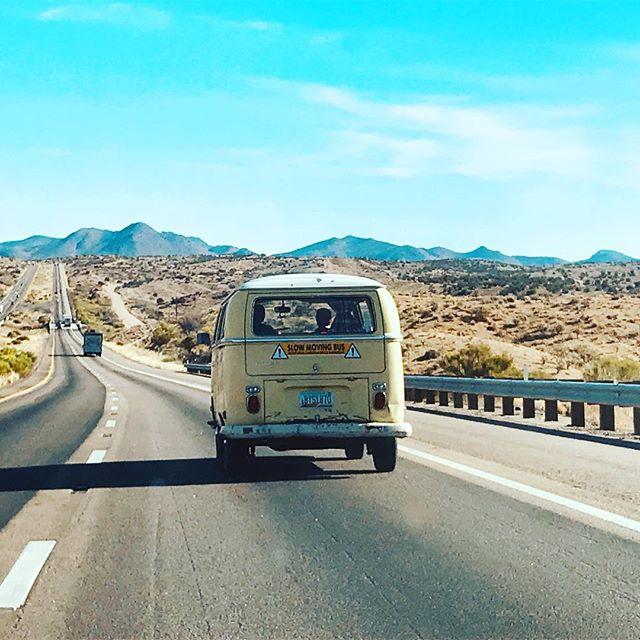 Somewhere in Arizona  #I40 #travel #usa #route66