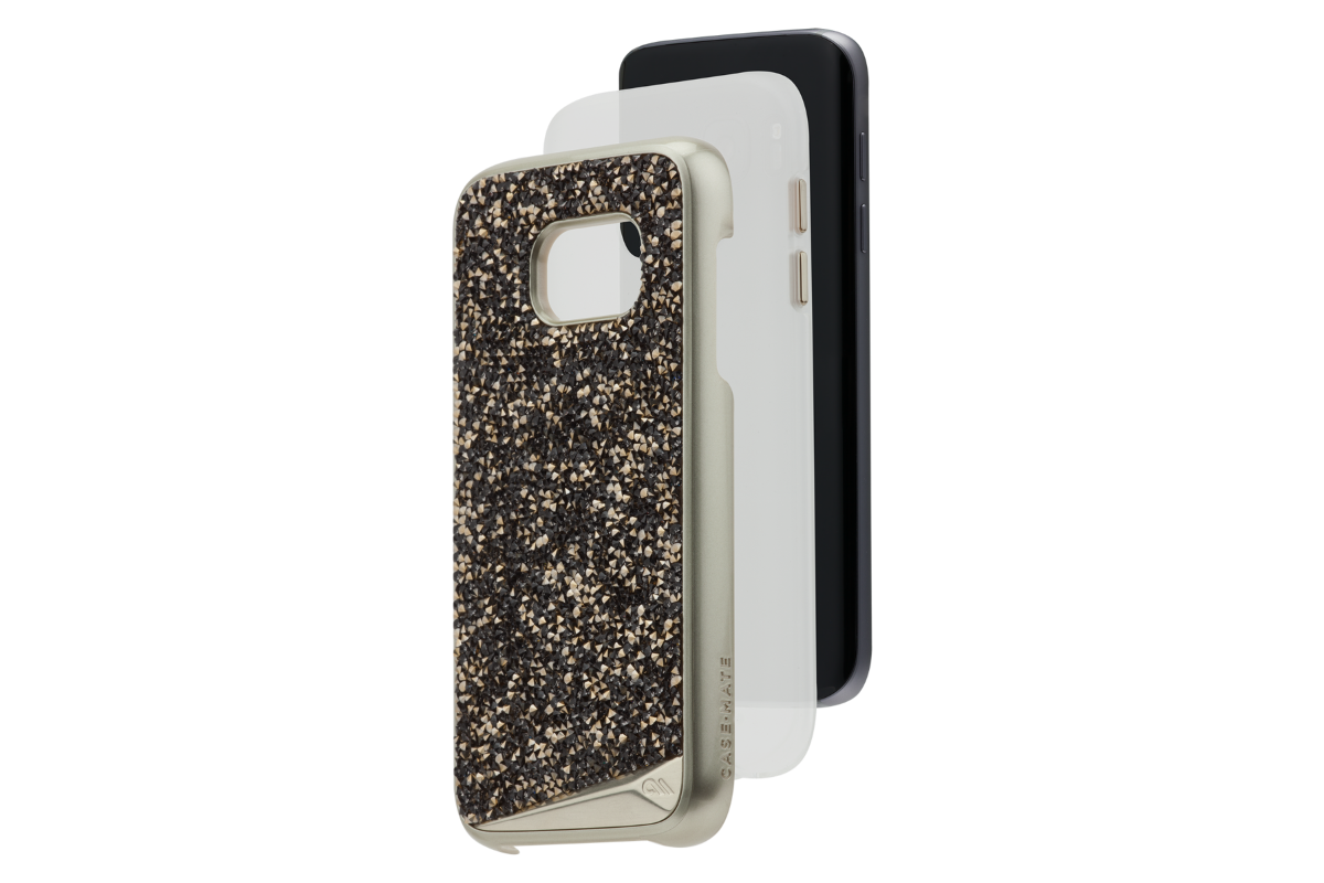 premium selection 7b80b 2ee21 Champagne Brilliance Case for Samsung Galaxy S7, Made by Case-Mate ...