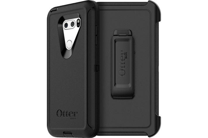 info for d2b0c 0e4e1 Rugged Defender Series Case for LG V30+, Made by OtterBox | LG ...