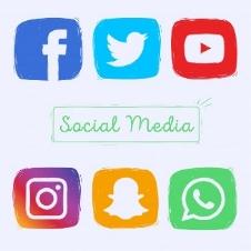 Visit us on Social Media!