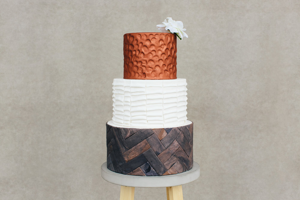 Cake Society Wedding Cake