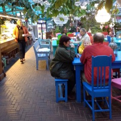 Kahvila - Ravintola