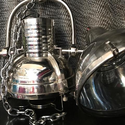 Metallivalaisimet 120€-585€