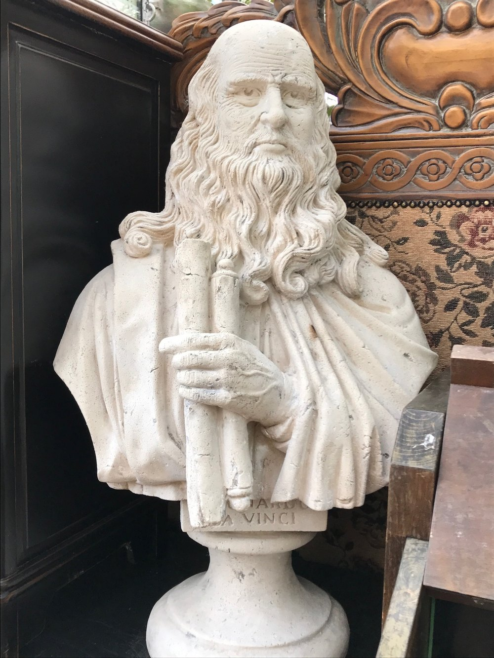Leonardo Da Vinci 480€