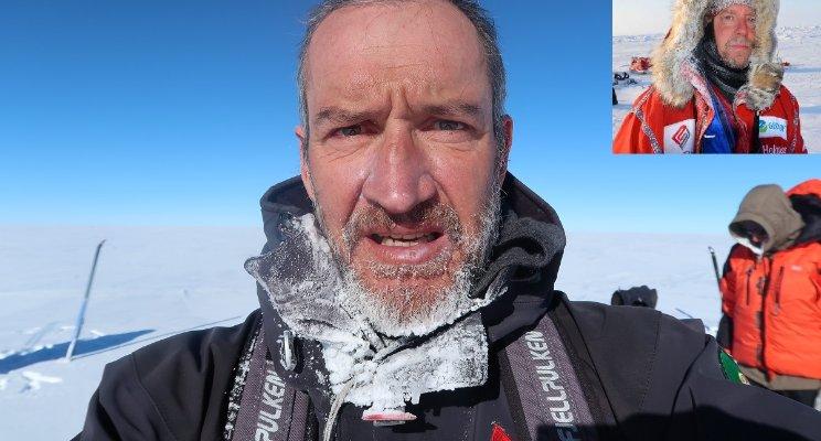 Adventurer angelo felgueiras - an inspiration for tape ark founder & ceo guy Holmes