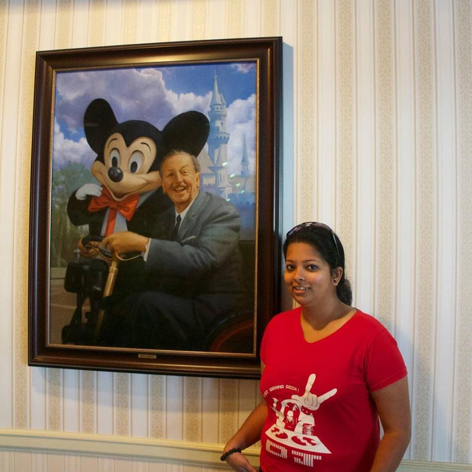 THE MOUSE, THE MAN AND ME, MYSELF AND I