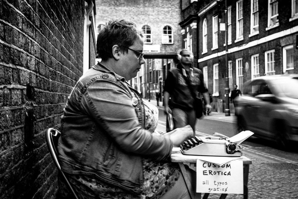 Street author