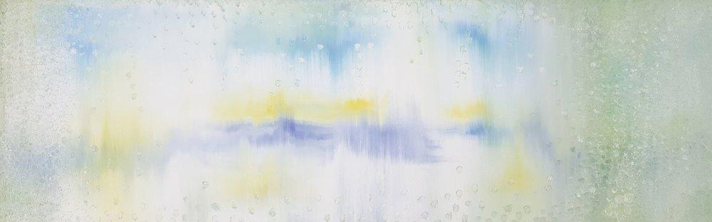 Huile sur toile - Rosina Fleury
