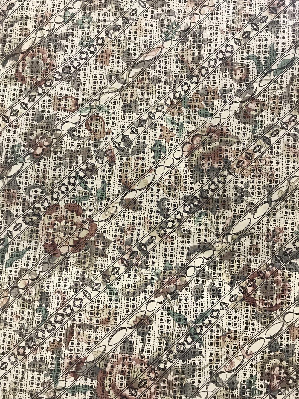 Perfect Saga – Used Fabric