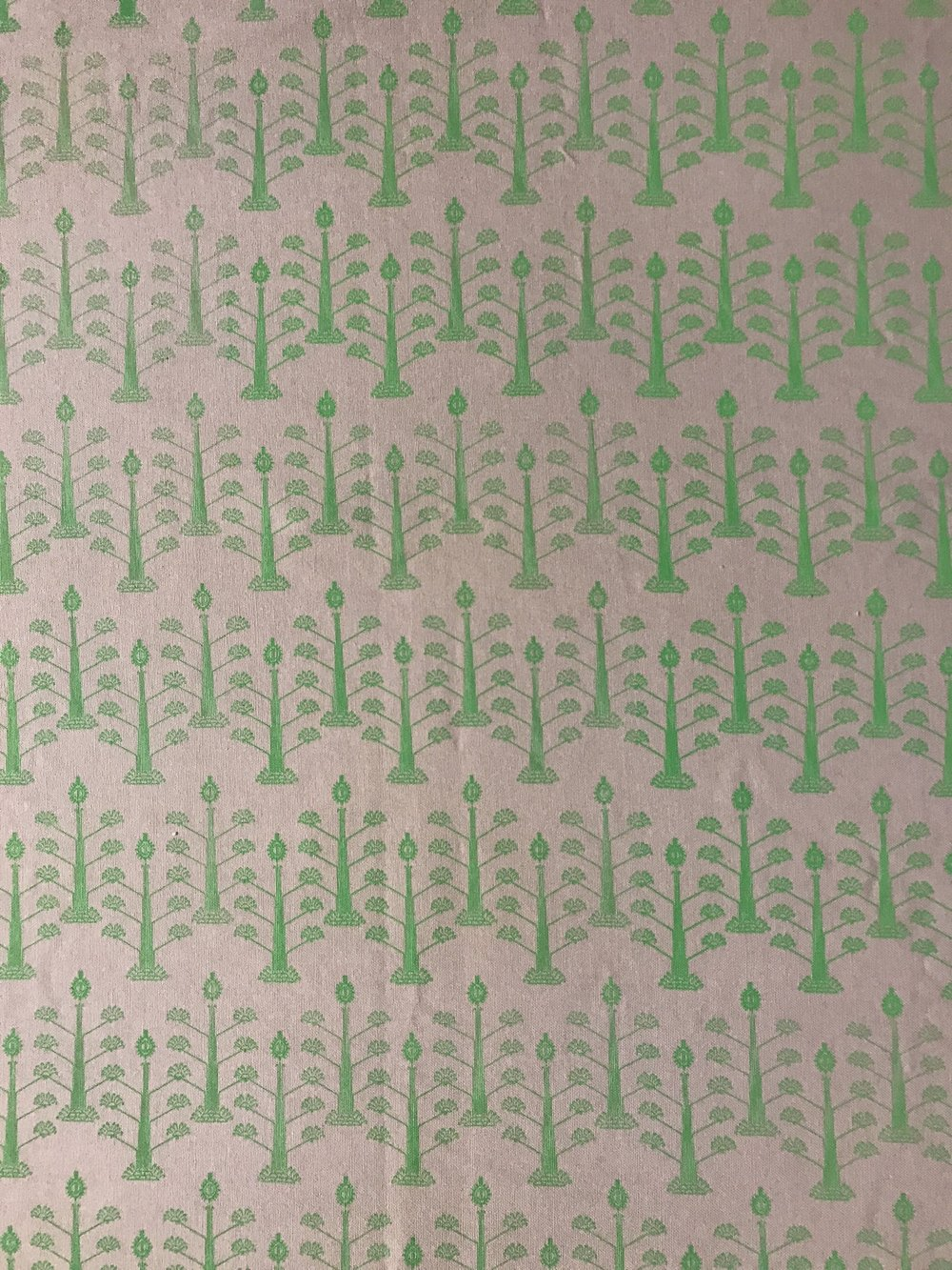 D916 Durian – Used Fabric