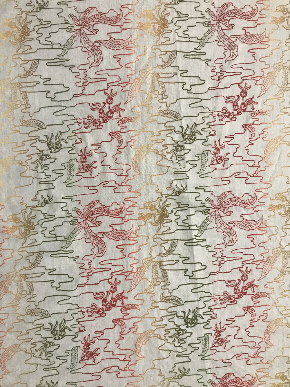 Gardener's Weed – Used Fabric