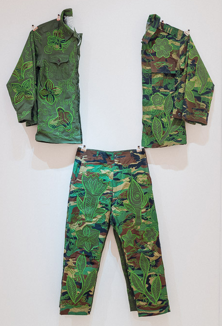 Military Uniforms from Before 86' Project