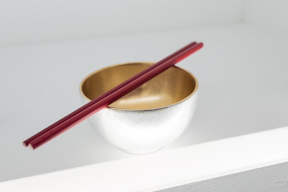 Bowls and Chopsticks, 1945