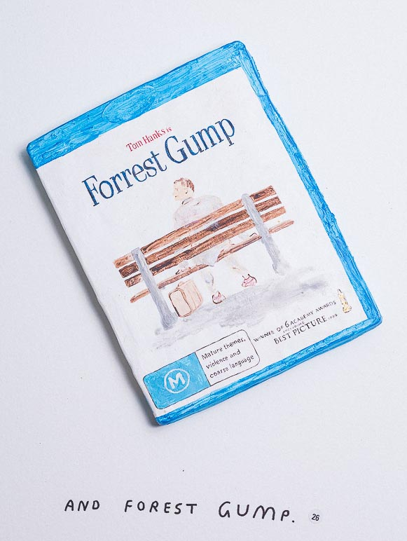 Forrest Gump on Blu-ray with Blu-ray