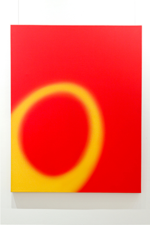 Red painting #01-04