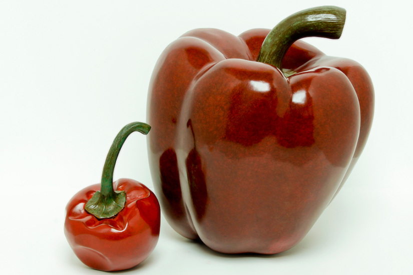 Marc, Baby series(2009) and Bell Pepper(2005-2006)