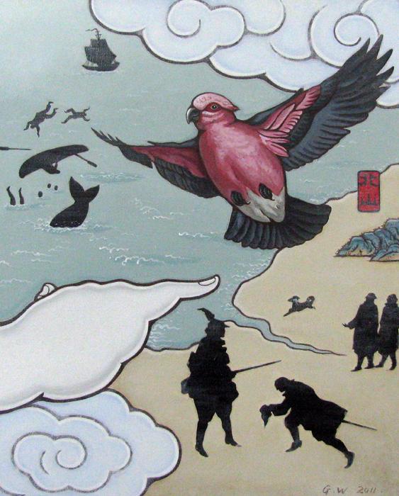 Bird Island #2