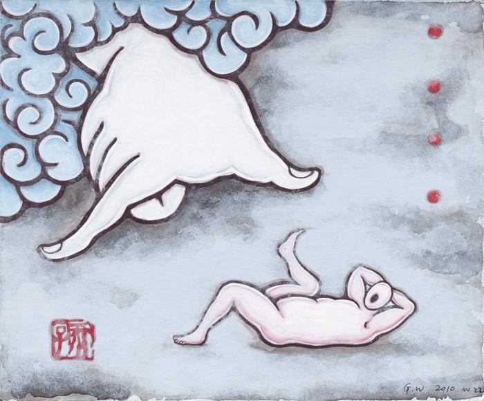 Buddha's Hand #22